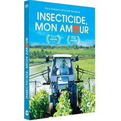 "Jaquette DVD ""Insecticide Mon Amour"""