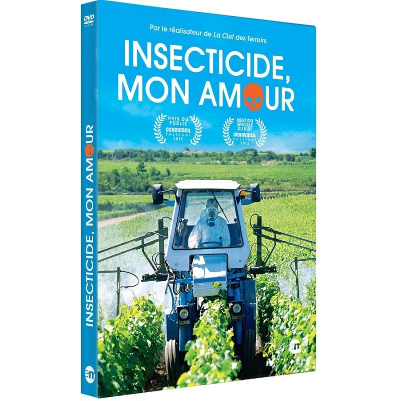 "DVD du film ""Insecticide Mon Amour"""