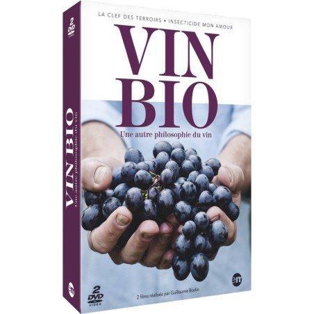 COFFRET DVD Vin Bio, une autre philosophie du vin