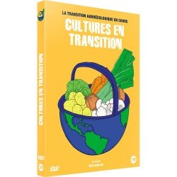 DVD Cultures en transition - Jaquette