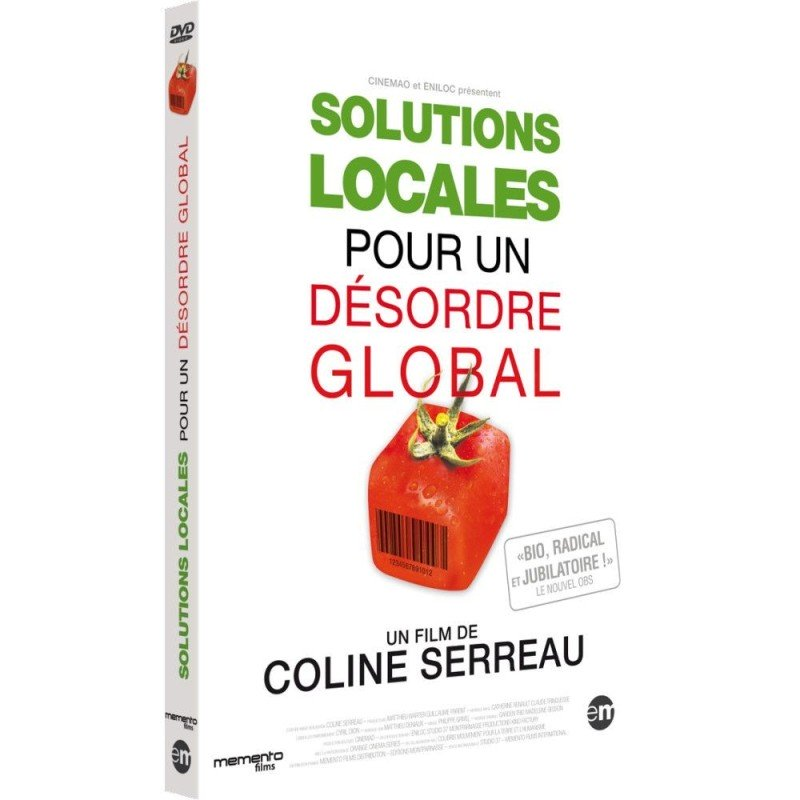 DVD Solutions locales pour un désordre global