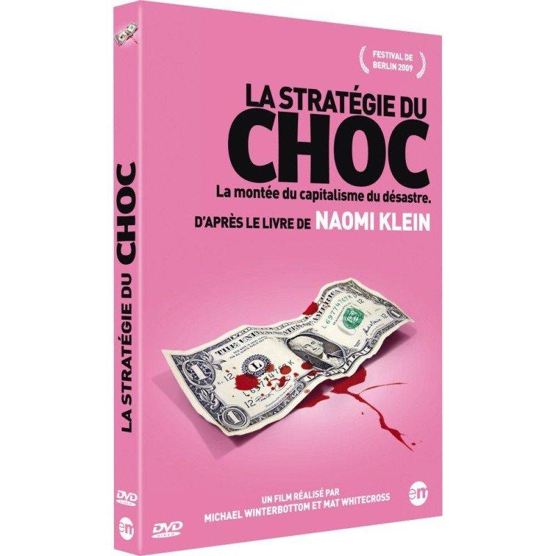 DVD La stratégie du choc