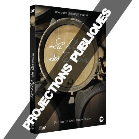 """DVD de projections publiques """"La Clef des Terroirs"""""""