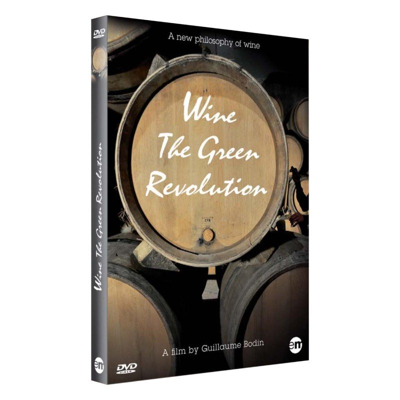 DVD Wine The Green Revolution