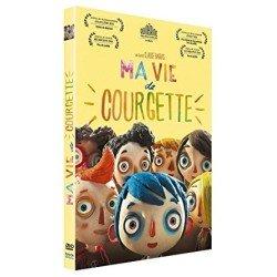 DVD Ma Vie de Courgette - Jaquette