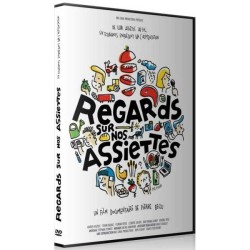 DVD Regards sur nos assiettes - Jaquette