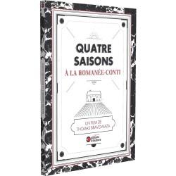 DVD Quatre saisons à la romanée-conti - Jaquette