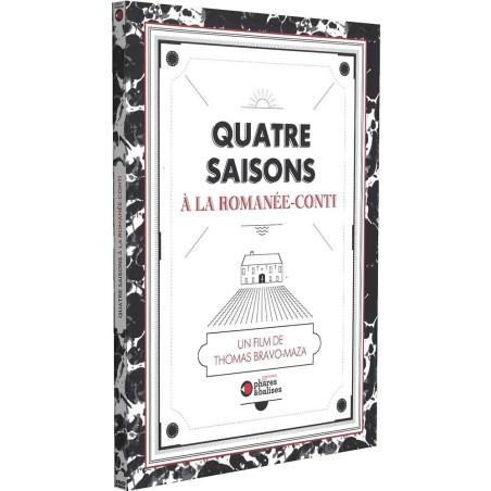DVD Quatre saisons à la Romanée-Conti