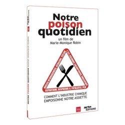 DVD Notre poison quotidien - Jaquette