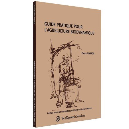 BOOK Guide pratique pour l'agriculture biodynamique