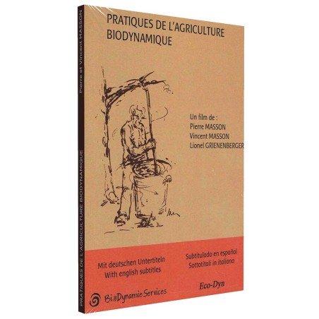 DVD Pratiques de l'agriculture biodynamique
