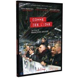 DVD Comme des Lions - Jaquette