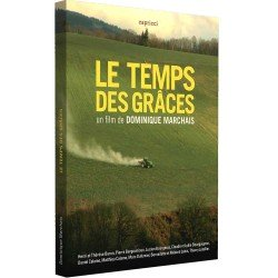 DVD Le temps des grâces - Jaquette