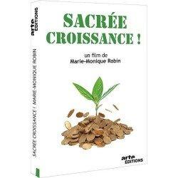 DVD Sacrée croissance - Jaquette