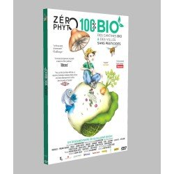 Jaquette DVD Zéro Phyto 100% Bio