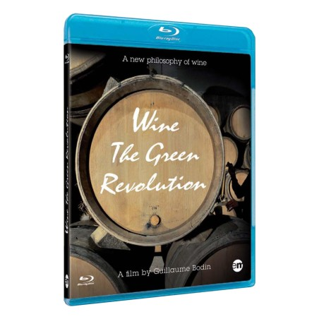 BLU-RAY Wine The Green Revolution