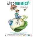 Affiche Zéro Phyto 100% Bio