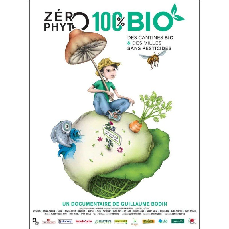 VOD Zéro Phyto 100% Bio