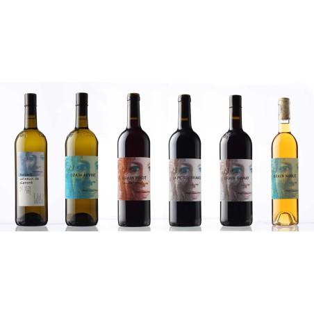 6 bouteilles de la Cave Marie-Thérèse Chappaz