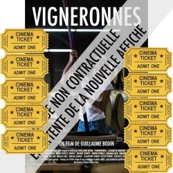 """""""Vigneronnes"""" au ciné pour 10 personnes + VOD"""